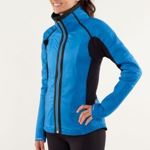 NWT Run: Bundle up Jacket (Refector)